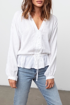 Rails Marti Lace Top - Product List Image