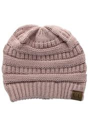 C.C. Rose Slouchy Beanie - Product Mini Image