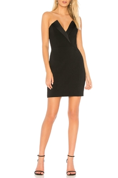 Jay Godfrey Martin Tuxedo Dress - Alternate List Image