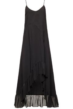 Shoptiques Product: Asymmetric Black Maxi