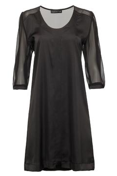Shoptiques Product: Black Trim Dress