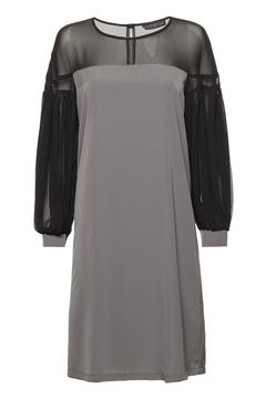 Shoptiques Product: Light Gray Dress
