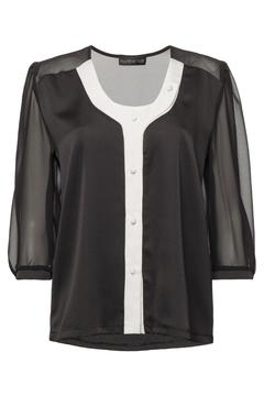 Shoptiques Product: The B&W Blouse