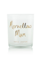 Katie Loxton Marvelous Mom Candle - Front cropped