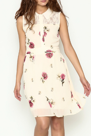 Marvy Fashion Floral Print Dress - Product Mini Image