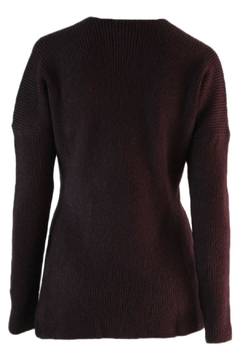 Marvy Fashion Cross Front Sweater - Alternate List Image