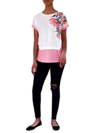 Marvy Fashion Layered Look Top - Product Mini Image