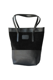 Marvy Fashion Leather Bucket Bag - Product Mini Image