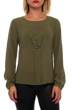 Marvy Fashion Long Sleeves Top - Product List Image