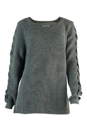 Marvy Fashion Loose Fit Sweater - Product Mini Image