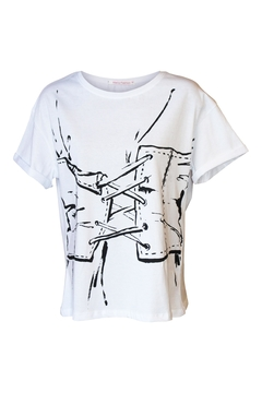 Marvy Fashion Boutique  Graphic T Shirt - Product List Image