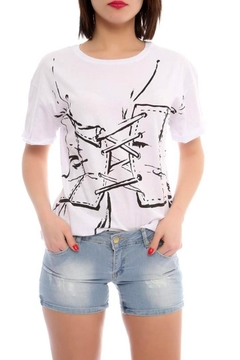 Marvy Fashion Boutique  Graphic T Shirt - Alternate List Image