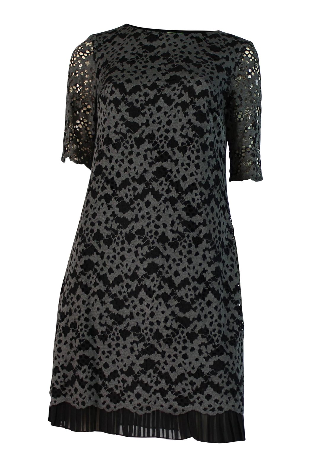 Marvy Fashion Boutique  Lace Dress - Front Full Image