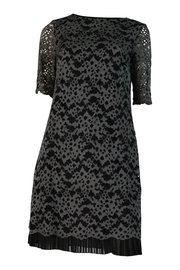 Marvy Fashion Boutique  Lace Dress - Front full body