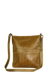 Marvy Fashion Boutique  Leather Cross-Body Bag - Product Mini Image