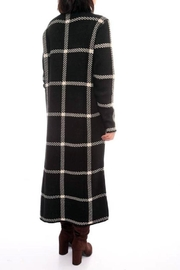 Marvy Fashion Boutique  Open Long Cardigan - Front full body