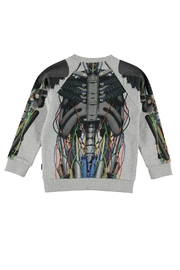 Molo Marx Cyborg Sweater - Front full body