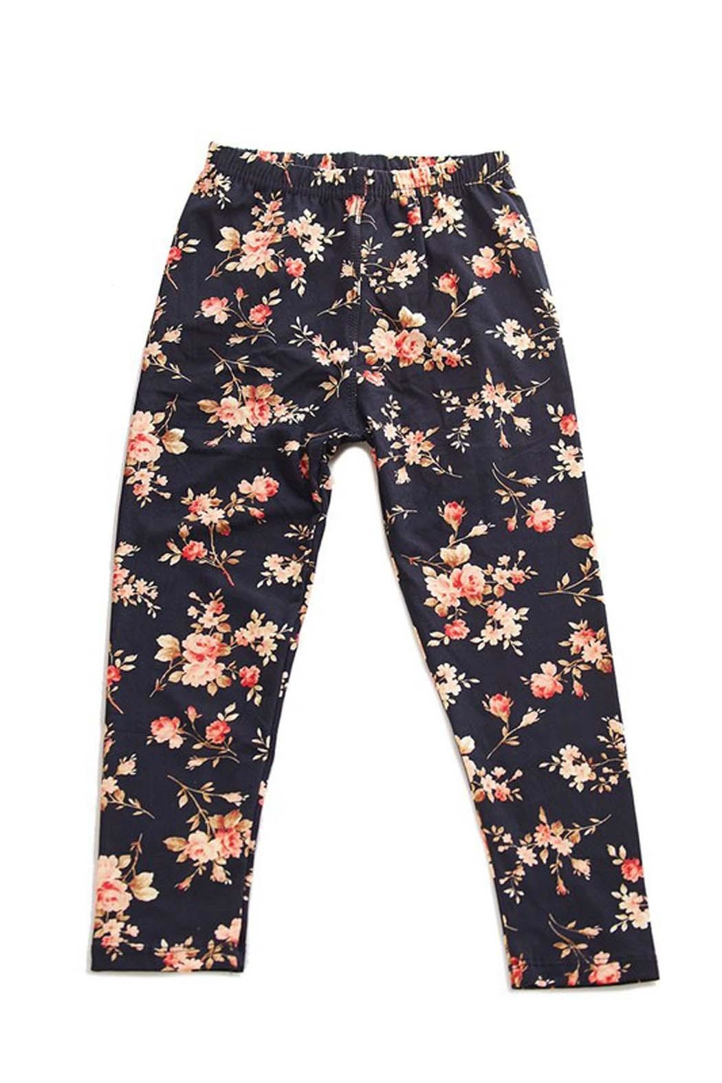 New Mix Mary Floral Legging - Main Image