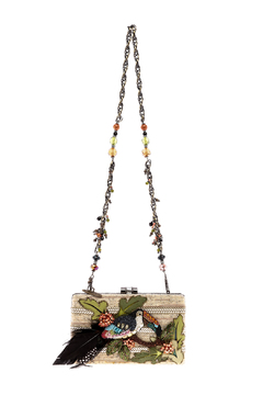 Mary Frances Toucan Hand Beaded Bag - Product List Image
