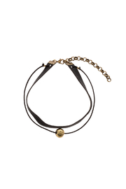 Mary Garrett Black Choker - Product Mini Image