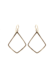 Mary Garrett Gold Earrings - Product Mini Image