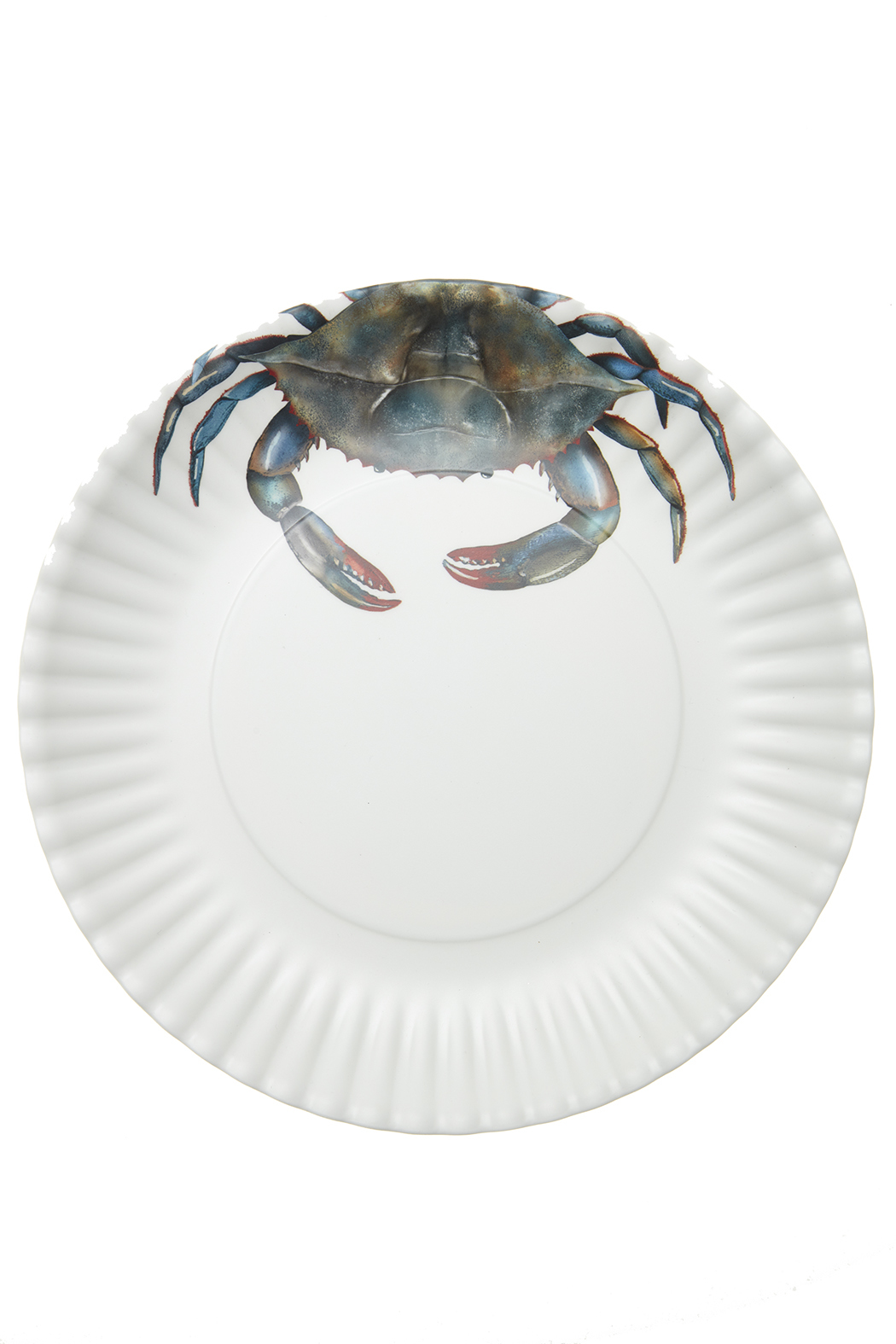 Mary Lake Thompson Crab Melamine Plate - Front Cropped Image  sc 1 st  Shoptiques & Mary Lake Thompson Crab Melamine Plate from Florida by The Coastal ...
