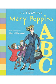 Houghton Mifflin Harcourt  Mary Poppins ABC - Product Mini Image