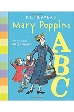 Houghton Mifflin Harcourt  Mary Poppins ABC - Alternate List Image