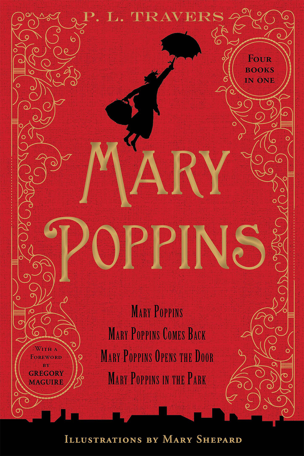 Houghton Mifflin Harcourt  Mary Poppins Collection - Main Image