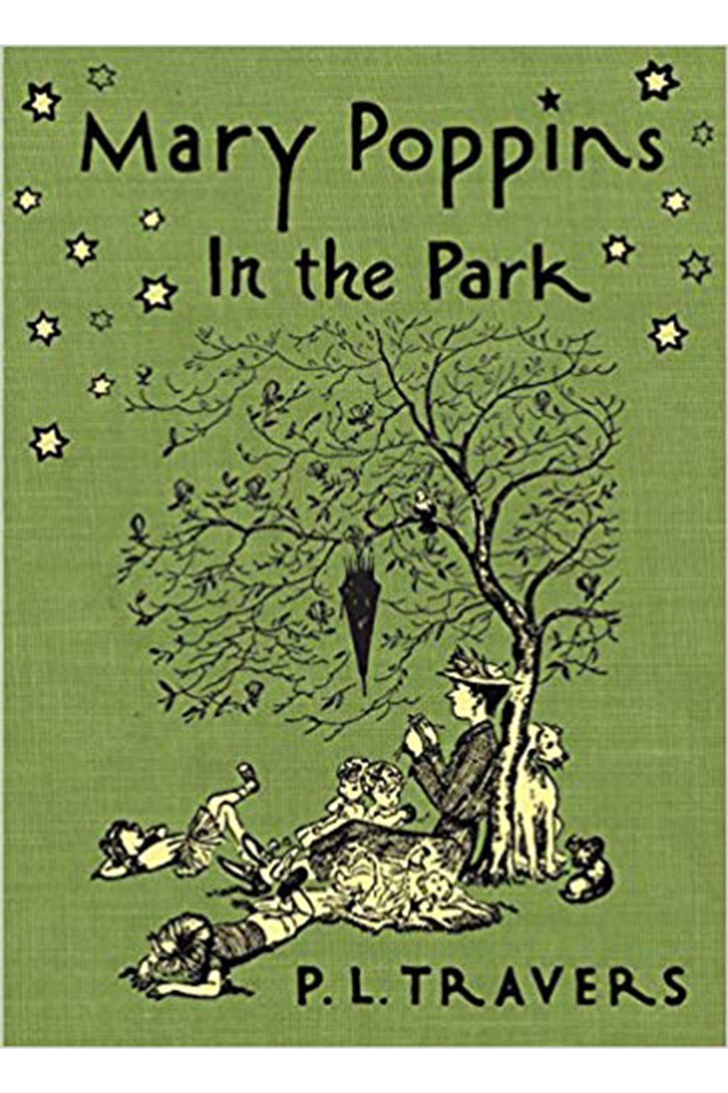 Houghton Mifflin Harcourt  Mary Poppins In The Park - Main Image
