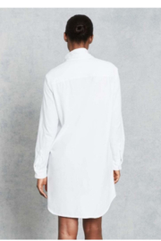 Frank & Eileen Mary Relaxed Button Down Shirt Dress - Side cropped