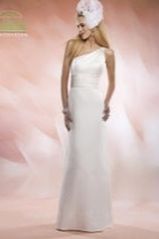 Mary's Bridal A-Line Informal Bridal Gown - Product Mini Image