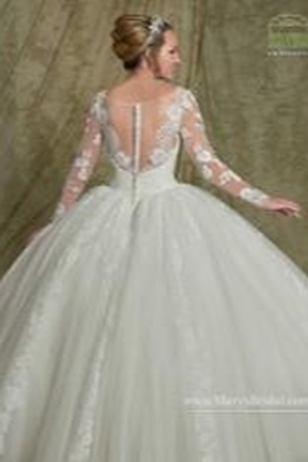 Mary's Bridal Informal Ballgown - Front Full Image