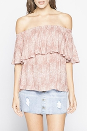 Lira Mary Top - Front cropped