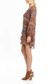 Mary & Mabel Safron Dress - Front full body