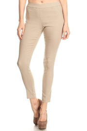 Mary Clan Four Way Stretch Pants - Front cropped