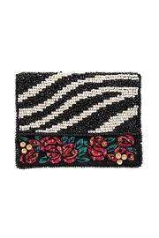 Mary Frances Animal Instincts Mini Wallet - Front cropped