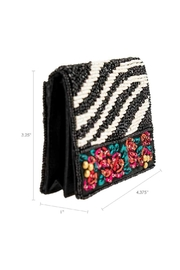 Mary Frances Animal Instincts Mini Wallet - Side cropped