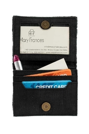 Mary Frances Animal Instincts Mini Wallet - Back cropped