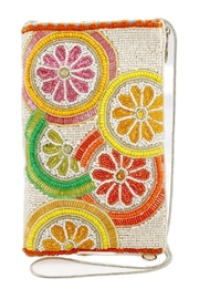 Mary Frances Any-Way-You-Slice-It Phone Bag - Product Mini Image