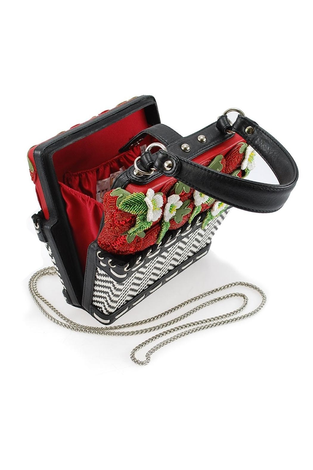 Mary Frances Berry-Licious Strawberry-Basket Bag - Side Cropped Image