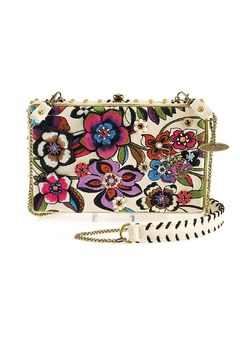 Mary Frances Blossom Embellished Bag - Alternate List Image