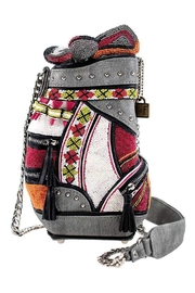 Mary Frances Don't Be Caddy Golf Handbag - Front cropped
