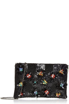 Mary Frances Floral Lux Crossbody-Clutch - Product List Image