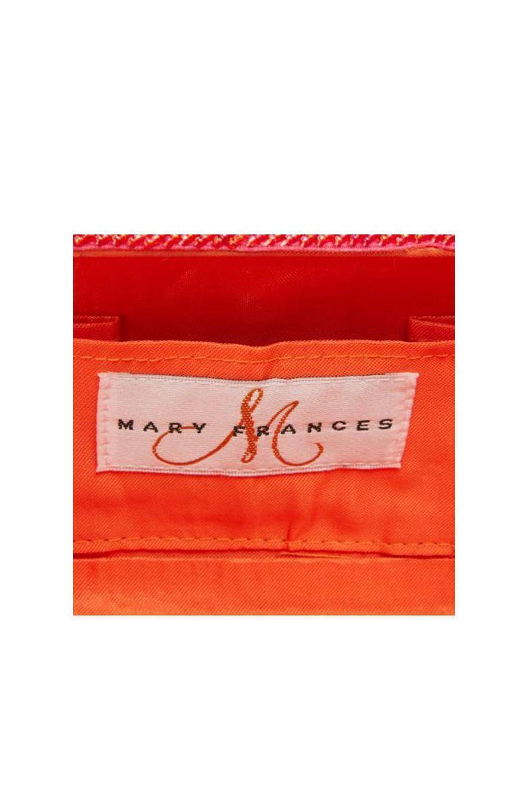 Mary Frances Hibiscus Fizz Handbag - Back Cropped Image
