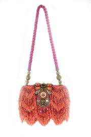 Mary Frances Hibiscus Fizz Handbag - Other