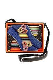 Mary Frances Obsession Shoebox Handbag - Front cropped