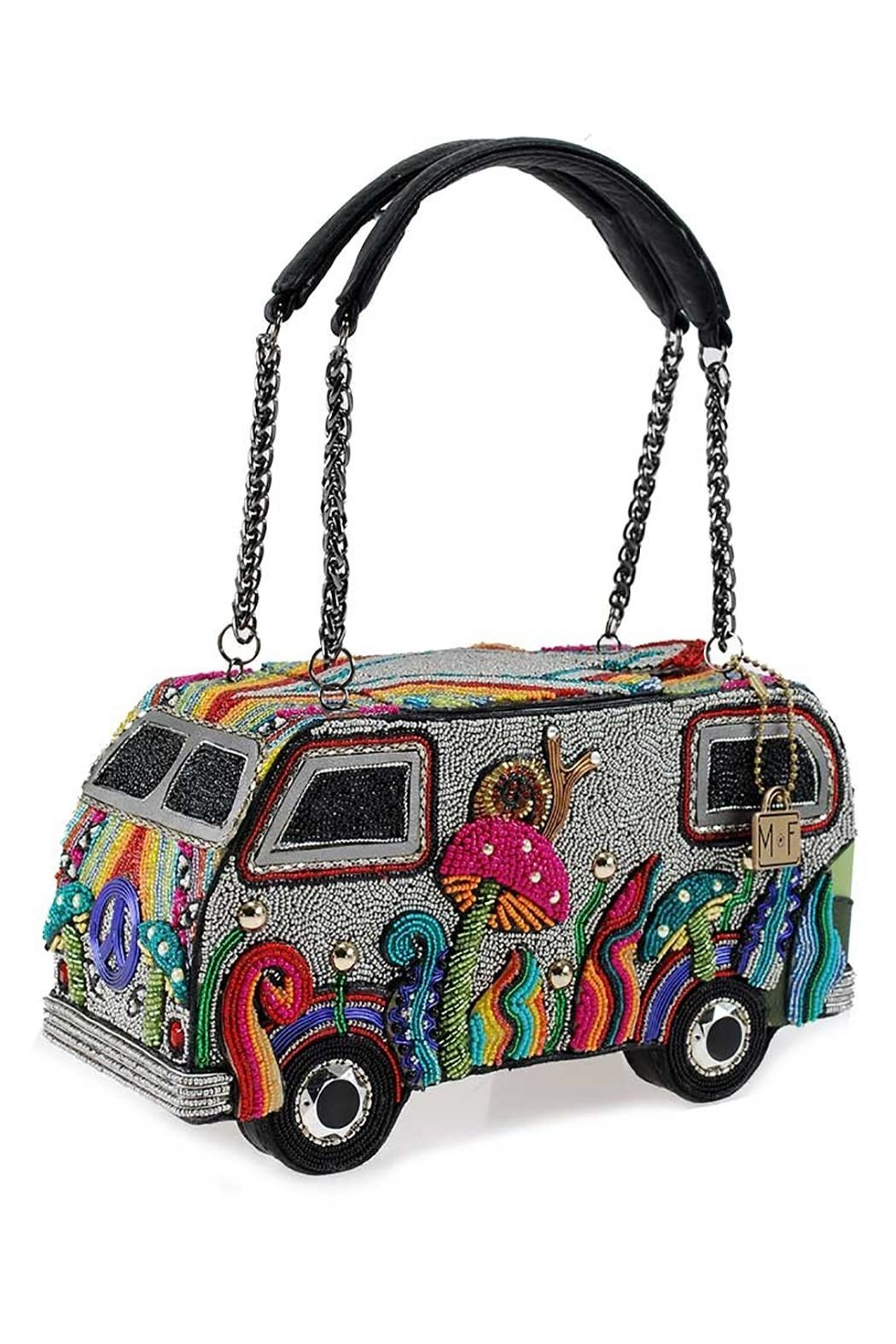 Mary Frances It's-A-Trip Handbag - Front Cropped Image