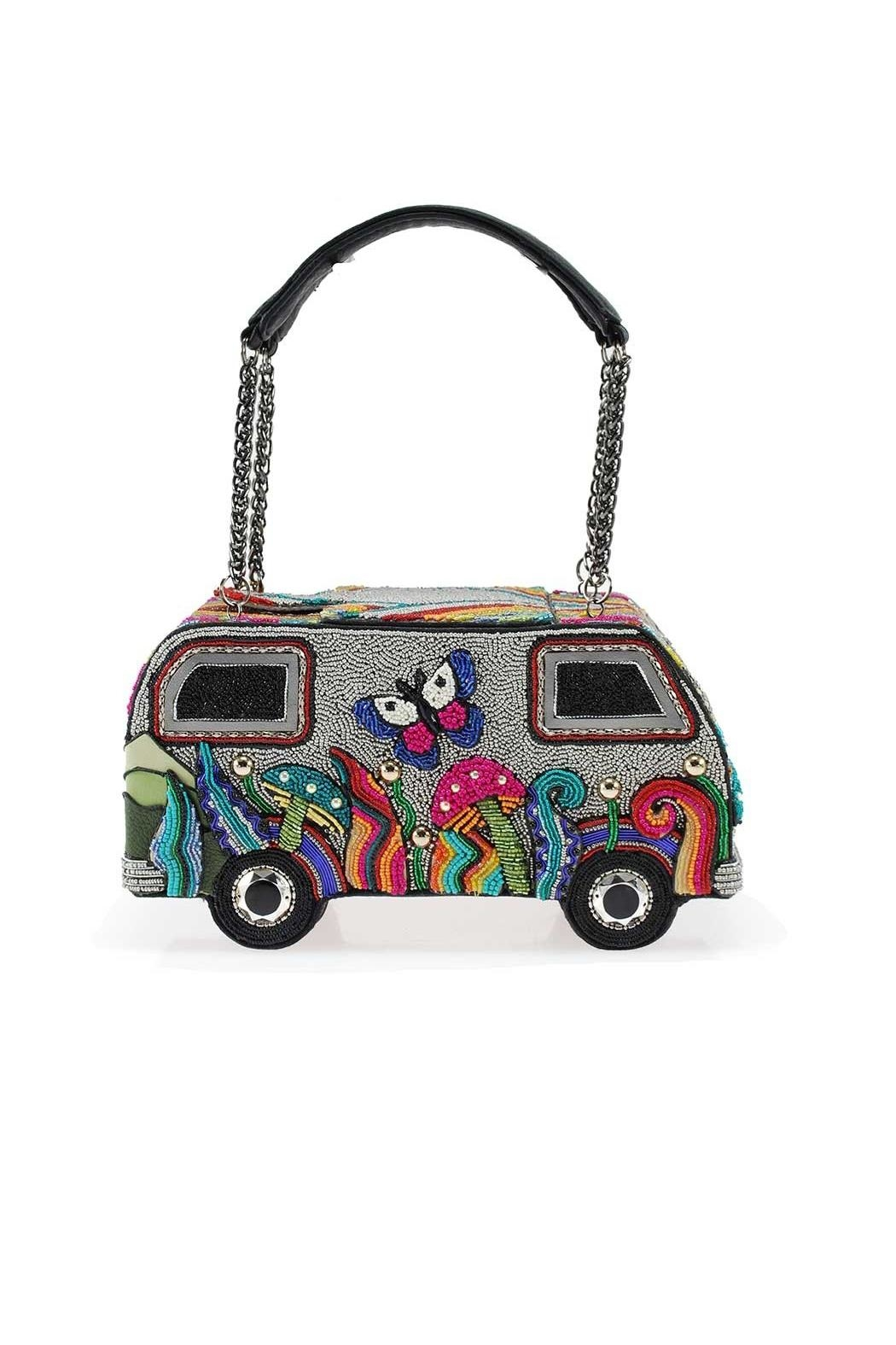 Mary Frances It's-A-Trip Handbag - Front Full Image