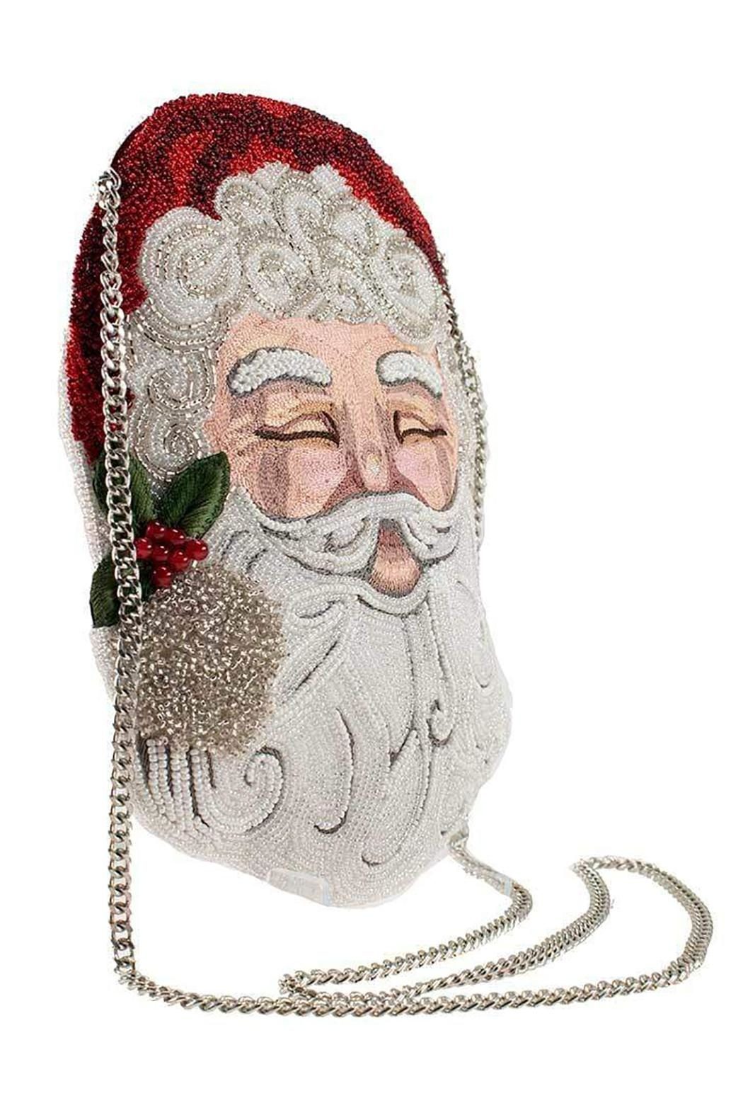 Mary Frances Jolly Beaded Santa-Claus - Side Cropped Image